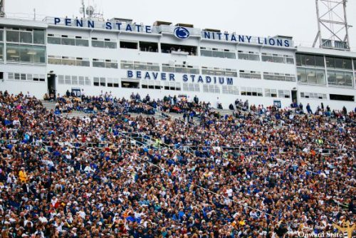 Penn State Athletics To Host Town Halls On Football Traffic & Parking