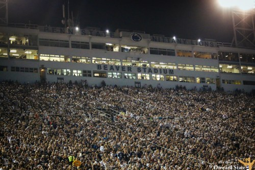 Report: Penn State Working On Home-And-Home Series With Texas