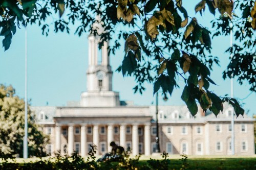 Student Drops Title IX Lawsuit Against Penn State