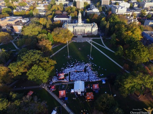 Sandy Barbour Says College GameDay Returning To Old Main Lawn