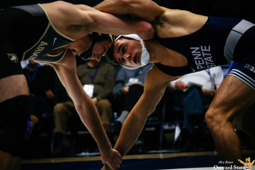 Penn State Wrestling Wins Keystone Classic Behind Eight Champions, 21 Falls