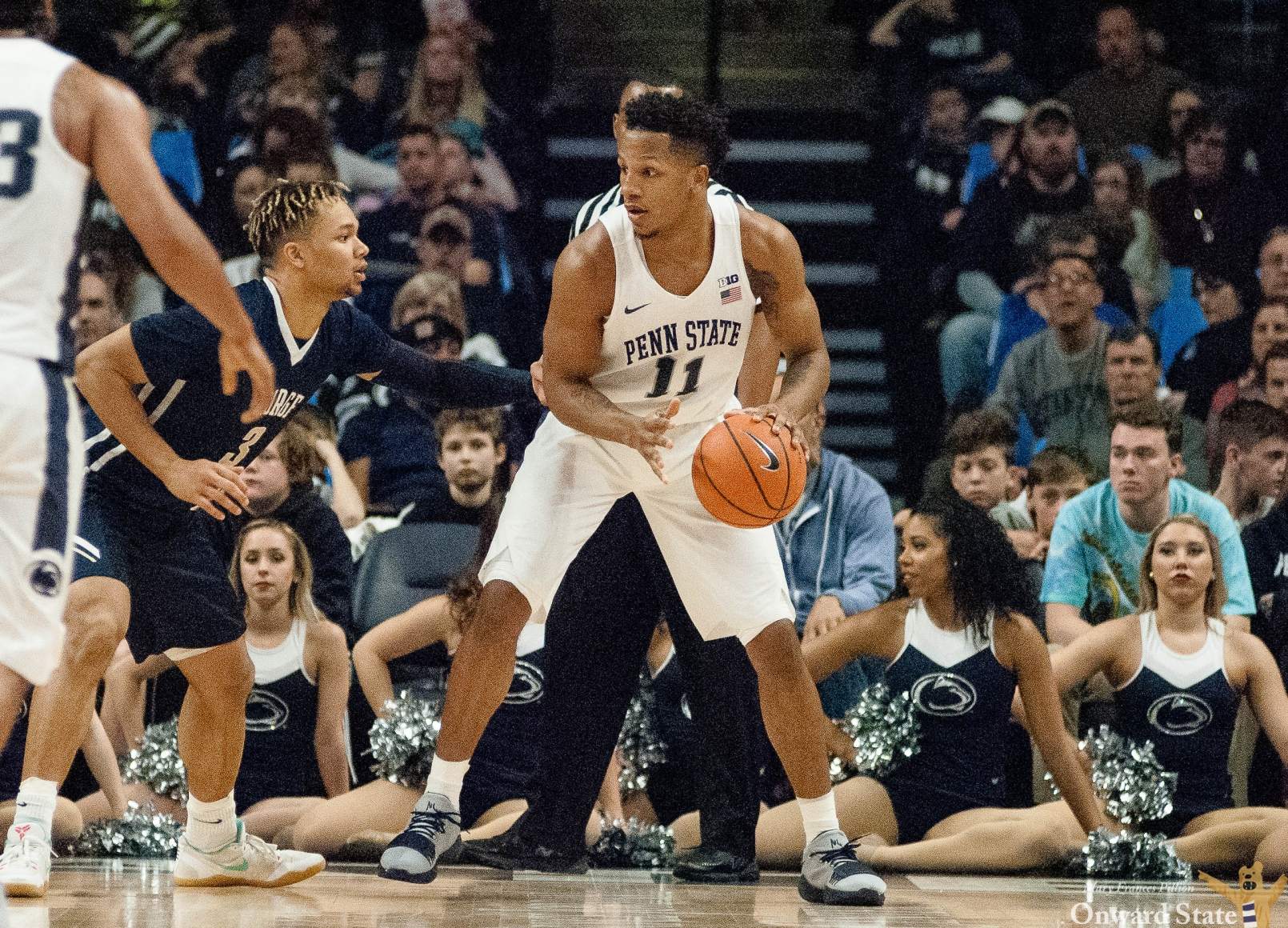 examining penn state hoops' non-conference slate | onward state