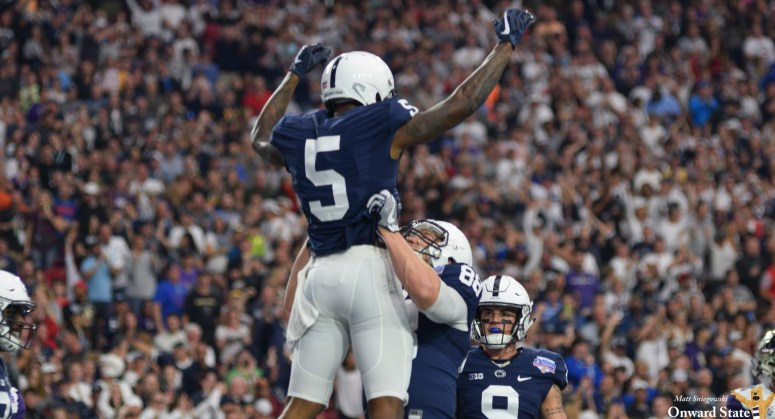 Why Losing DaeSean Hamilton And Mike Gesicki May Hurt Penn State More Than  Losing Saquon Barkley ef4c0d2e5