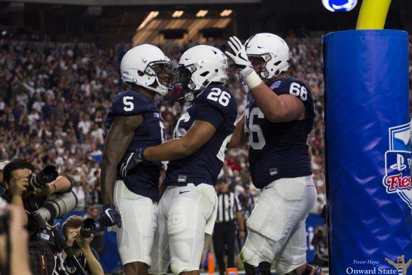Penn State Football Wins Second Consecutive Lambert Trophy Onward
