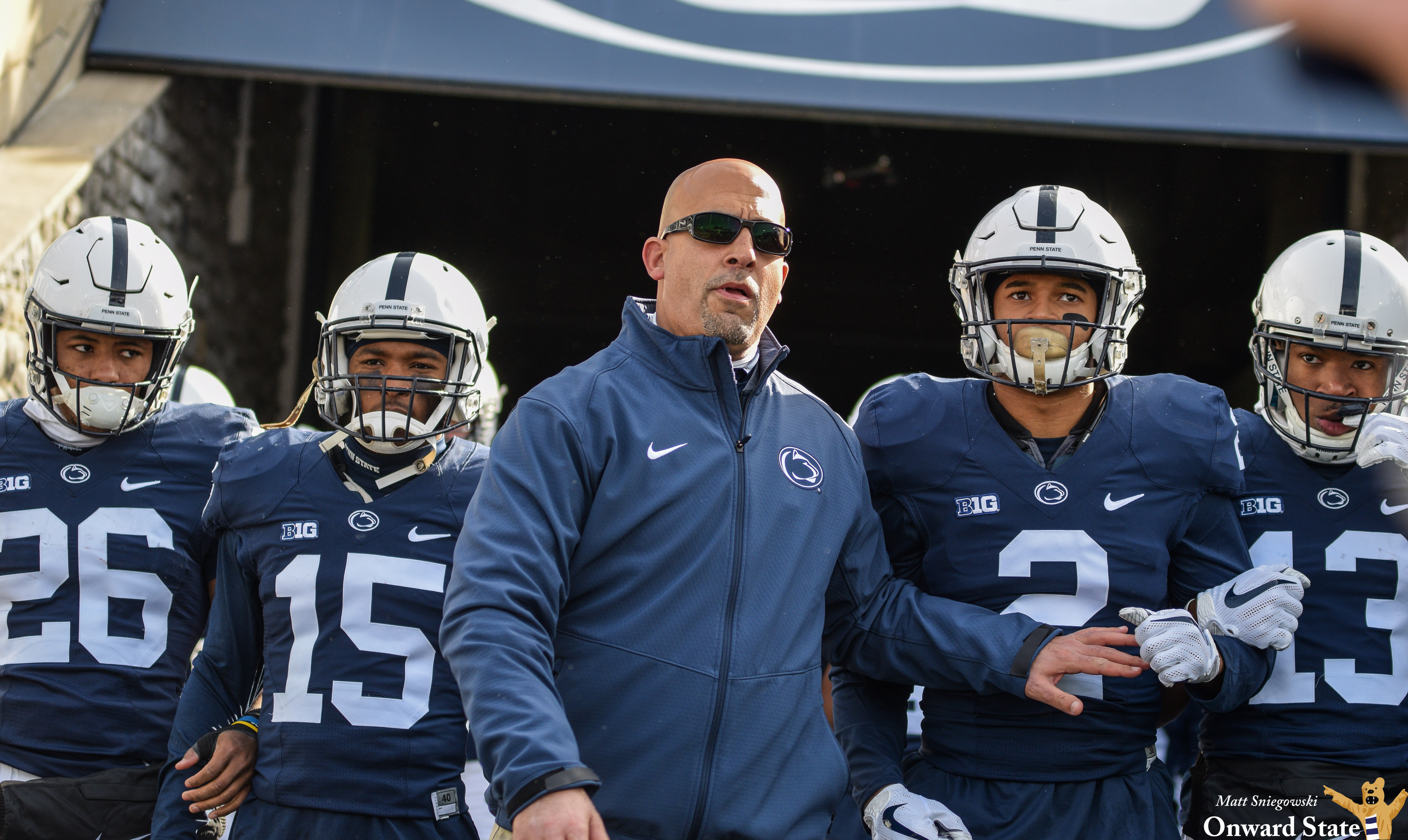 Penn State versus Pittsburgh to be nationally televised, air in primetime