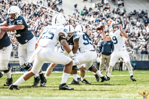 Penn State Linebacker Brelin Faison To Transfer