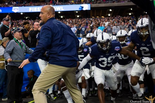 Penn State's New Years Six Chances Soar After Earning No. 12 Ranking