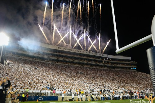 Chicago Tribune Names Penn State Best Big Ten Gameday Experience