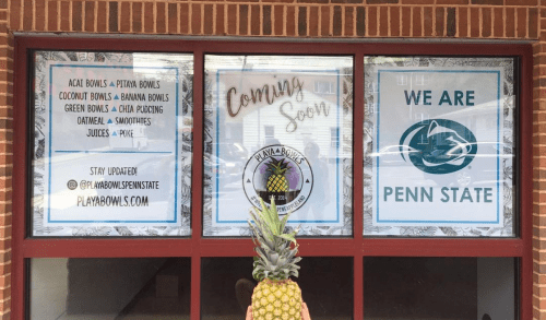 Playa Bowls To Open State College Location