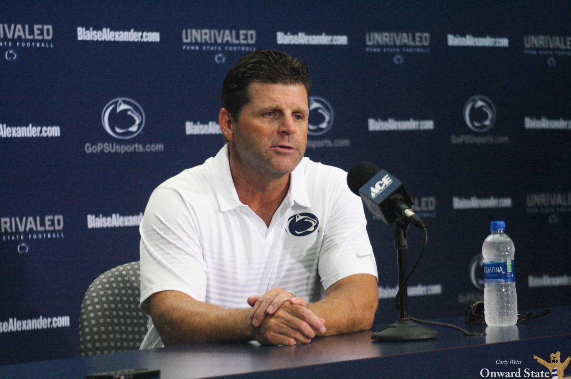 Former Penn State team doctor sues Franklin, Barbour, school