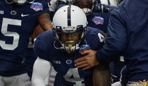 Nick Scott Evolving Into Seasoned Leader For Penn State