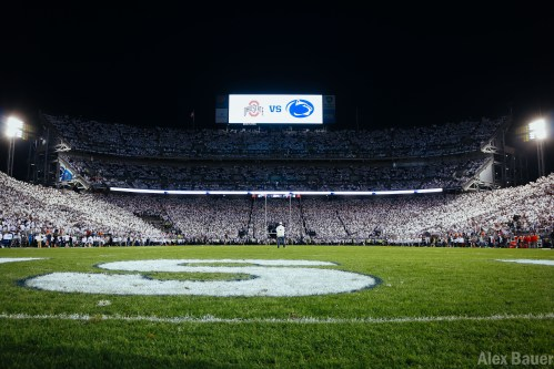 Penn State Will Become First University To Use Expanded Ticketmaster Technology