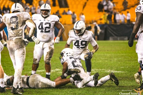 Former Penn State Defensive Tackle Ellison Jordan Enters NCAA Transfer Portal