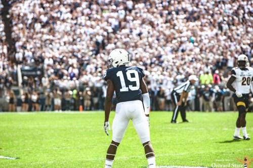Report: Penn State Football Safety Trent Gordon Enters Transfer Portal