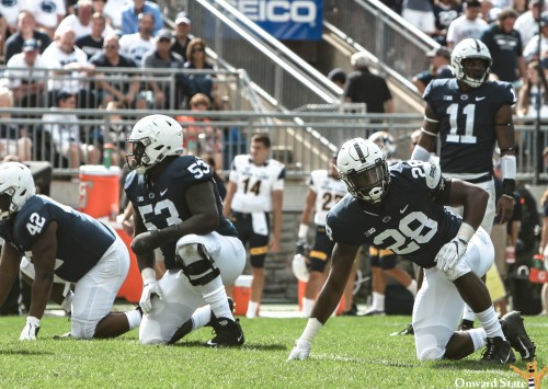 Jayson Oweh A Rising Star For Penn State Football, 'Going To Be Unstoppable'