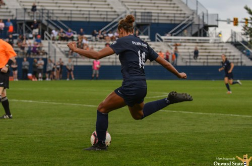 Penn State Women's Soccer Advances To Elite Eight