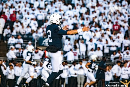 The Return Of Tommy Stevens To Penn State's Offense