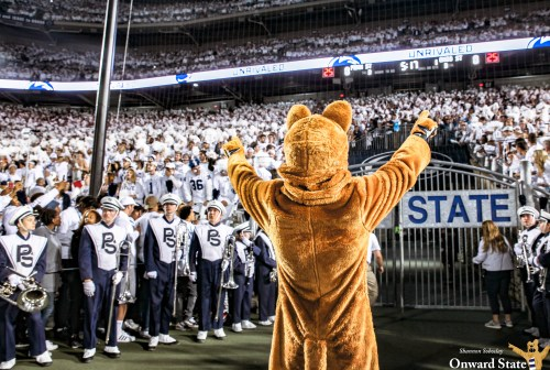 Nittanyville Wins ESPN's Live Más Student Section Of The Year Award