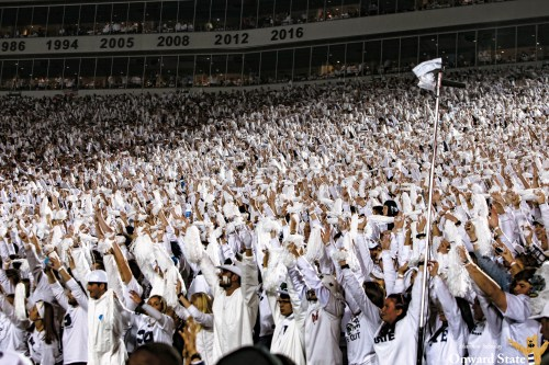 Penn State Football On What Makes The White Out So Special