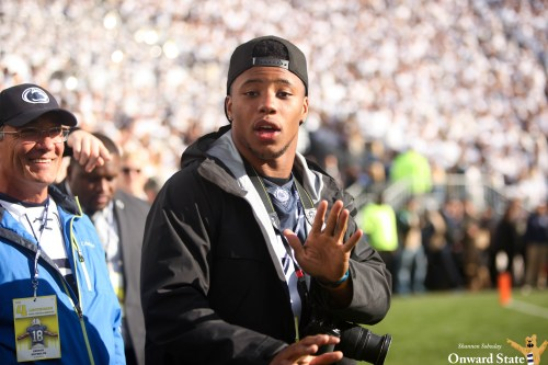 Saquon Barkley Gives Giants Fan Shunned By DeMarcus Lawrence Tickets To Game