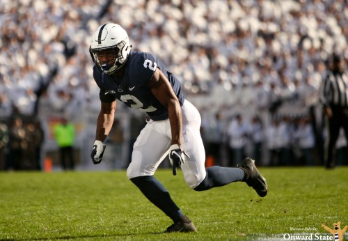 Penn State Football's Donovan Johnson To Miss 2020 Season