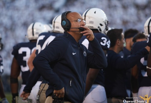 New Year's Six Bowl Still A Possibility For Penn State Football