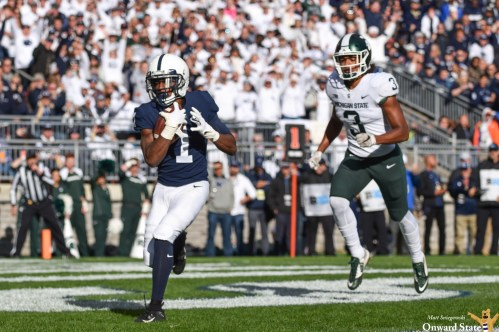 Penn State Football Moves Up To No. 17 In AP Top 25