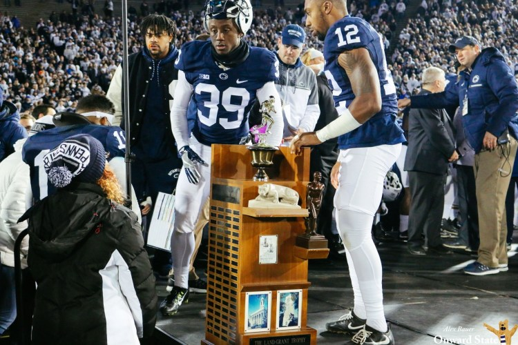 eb50b00fb Power Ranking The Big Ten s Weird And Awesome Rivalry Trophies ...