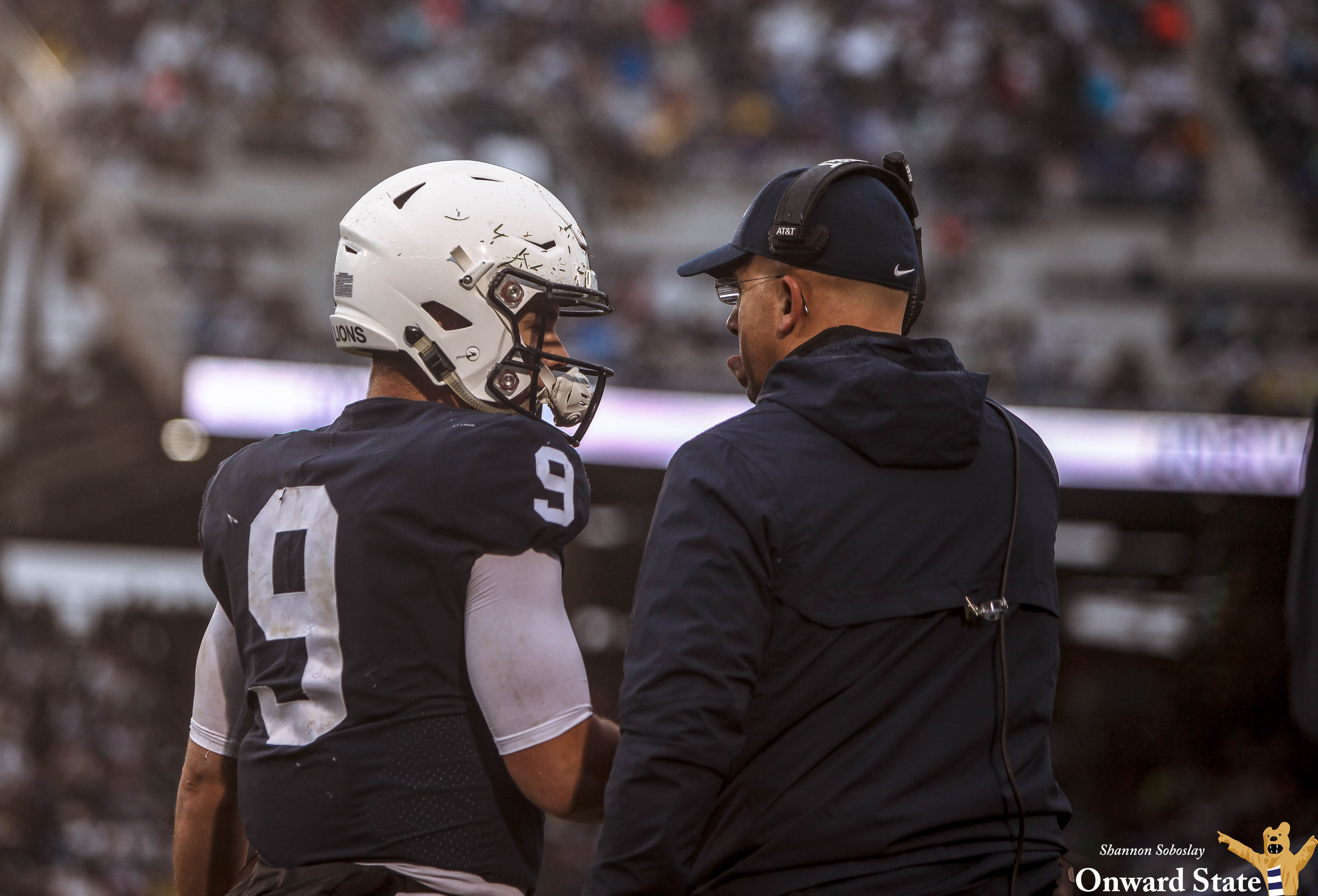 d7c693488c4 Trace McSorley To Work Out At Philadelphia Eagles Pro Day | Onward State