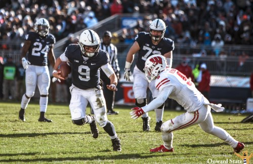Penn State Football Moves Up To No. 14 In College Football Playoff Rankings