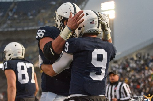 Penn State's New Year's Six Odds Look Slim Despite No. 12 Ranking