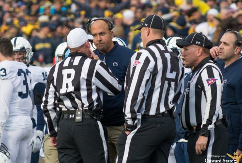 Experts Predict Citrus Bowl Berth For Three-Loss Penn State Football