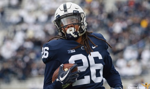 Jonathan Sutherland To Wear No. 0 For Penn State Football