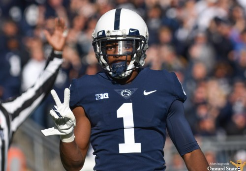 Former Penn State Football Quarterbacks & Wide Receivers Earn 'Madden 21' Ratings