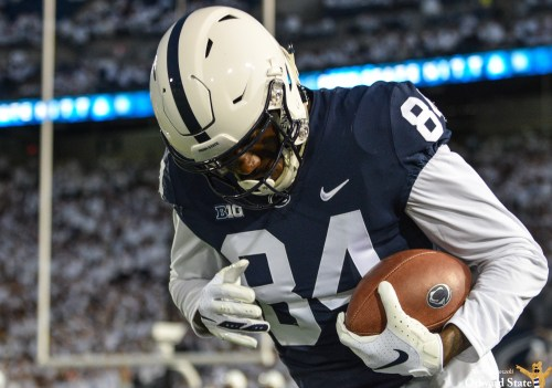 Penn State's Juwan Johnson To Leave Program