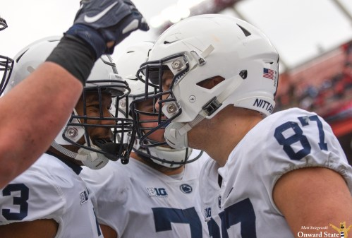 Penn State Football Ranked No. 12 In College Football Playoff Rankings