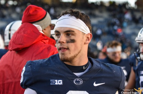 Penn Staters Go Berzerk Following Trace McSorley's First NFL Touchdown