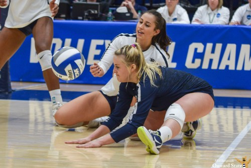 Penn State Women's Volleyball Loses To Stanford In Elite Eight