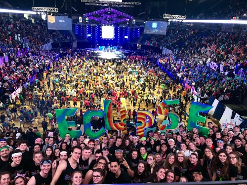 How A Group Of Friends From Packer Hall Became One Of Penn State's Largest THON Orgs