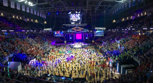 'Where Is My Org?': Your THON 2019 Guide To The BJC Arena