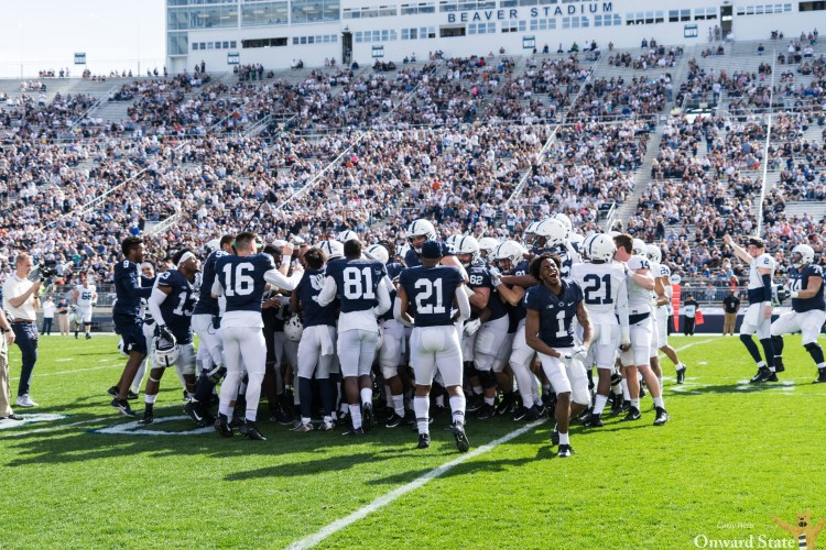promo code 18dcf 10b9d Penn State Football Unveils Jersey Numbers Of New Additions ...