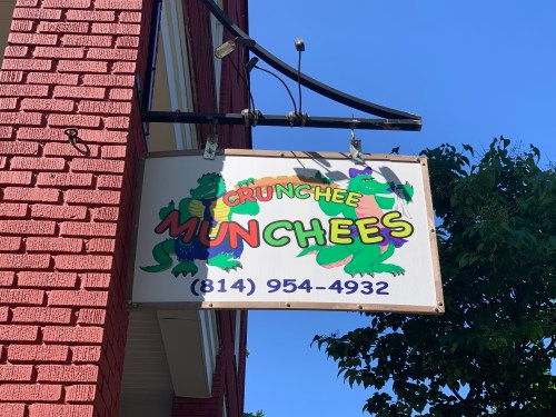 Crunchee Munchees Closes After Arts Fest