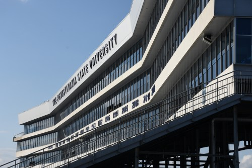 The Good Life: What It's Like To Watch Penn State Football From The Presidential Suite