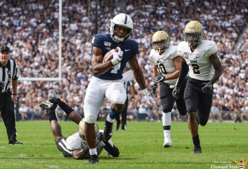 Penn State Football Ranked No. 5 In ESPN's Updated Football Power Index