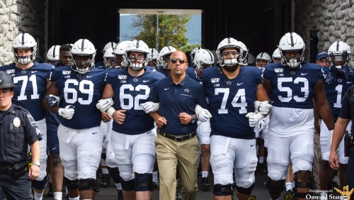 Three-Star Offensive Lineman Devin Willock Decommits From Penn State
