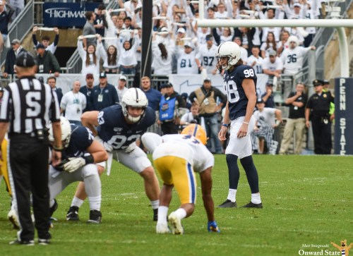 Penn State Football Commit Sander Sahaydak Showcases Absurd Leg Strength