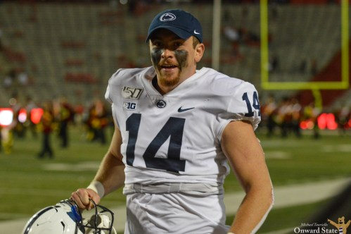 Penn State Wins First Game Of Season 27-17 Over Michigan