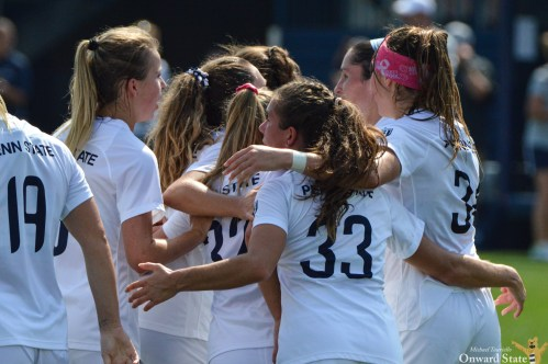 Penn State Women's Soccer Goalkeeper Julia Dohle Announces Retirement
