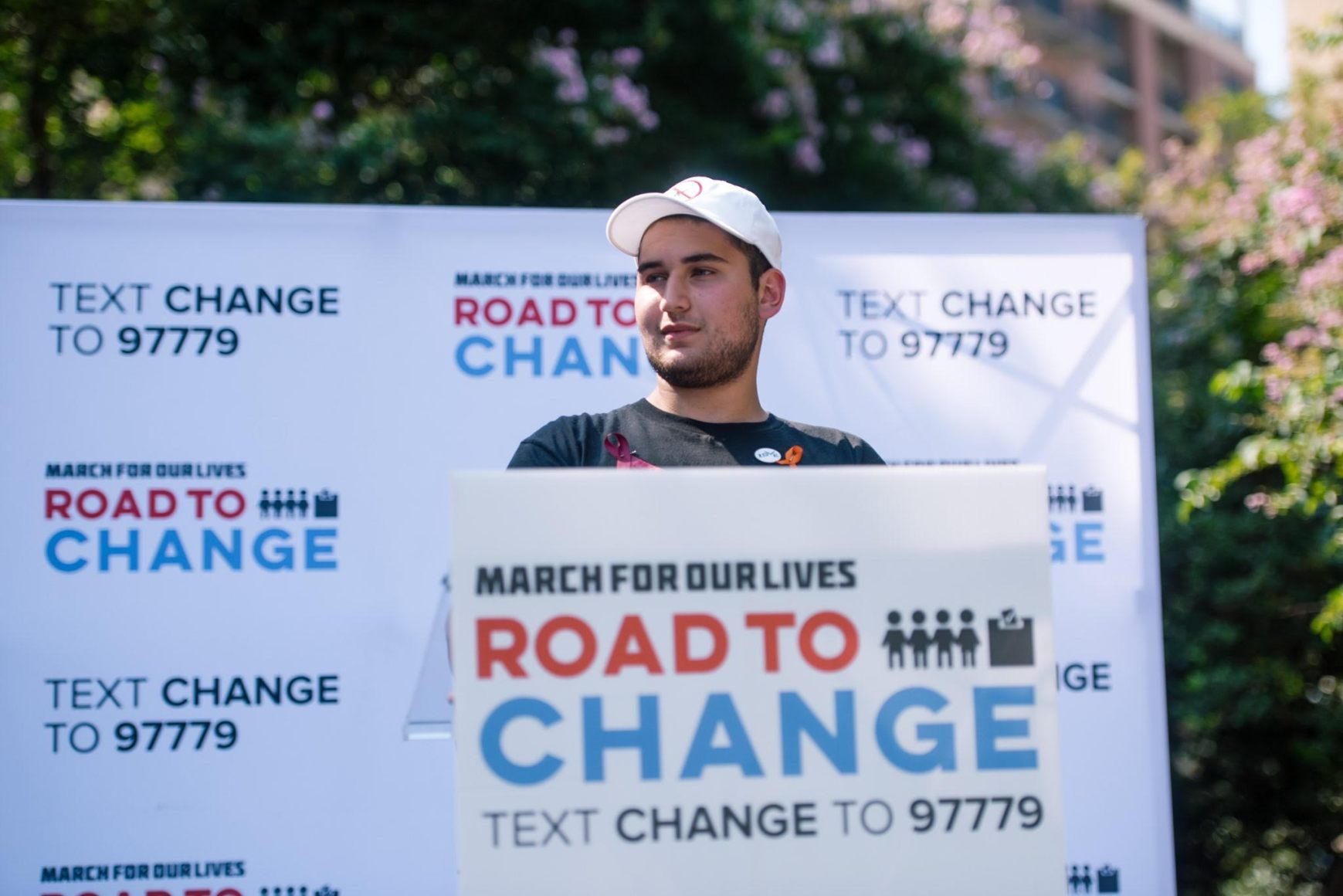 March For Our Lives Co-Founder, Penn State Freshman Aims To Bring Political Awareness To New Community