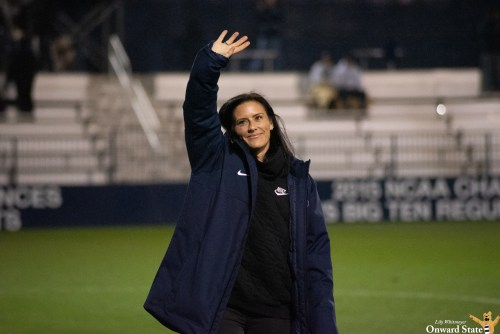 Penn State Women's Soccer's Ali Krieger Marries Fellow USWNT Star Ashlyn Harris